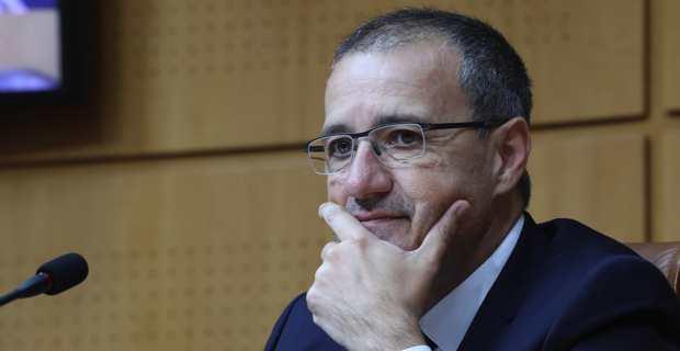 Jean-Guy Talamoni, président de l'Assemblée de Corse. Crédit photo M.L.