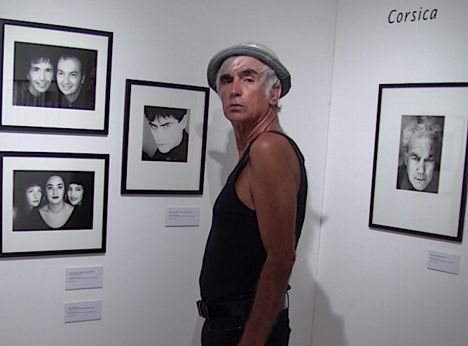 L'artiste-photographe Antoine Giacomoni expose de magnifiques portraits au Centre Culturel Una Volta à Bastia