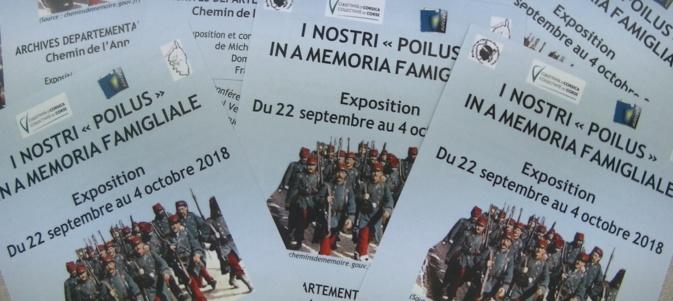 Bastia : Ces Poilus corses retrouvés …
