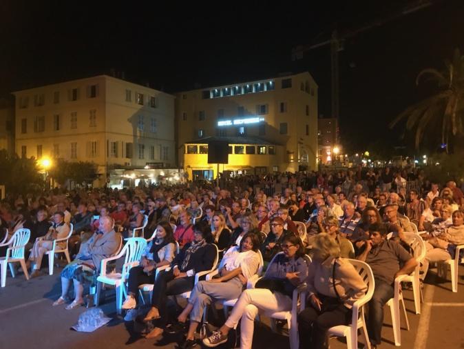 Eric Mattei et ses musiciens ont enflammé Calvi