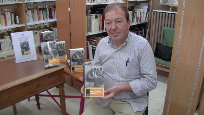 "Robert Colonna d'Istria à Bastia : ""Une famille corse. 1 200 ans de solitude"""
