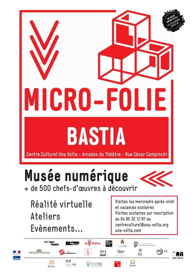 La  Micro-Folie gagne Bastia !