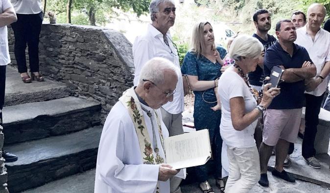Brando : Ange-Pierre Calisti honoré