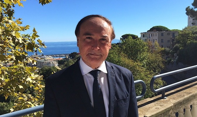Bernard Chemin, président du tribunal administratif de Bastia