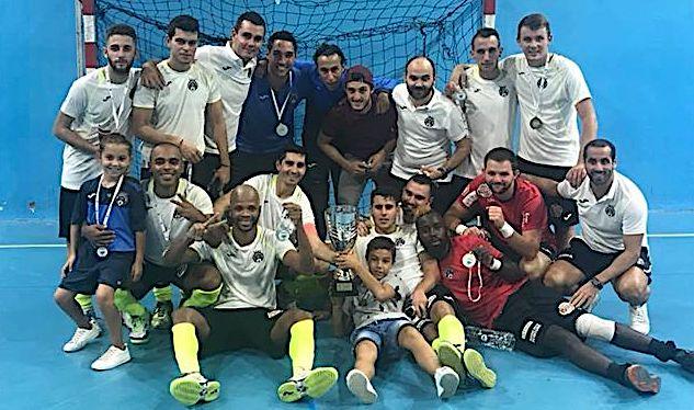 Futsal : Le trophée des champions à Bastia Agglo