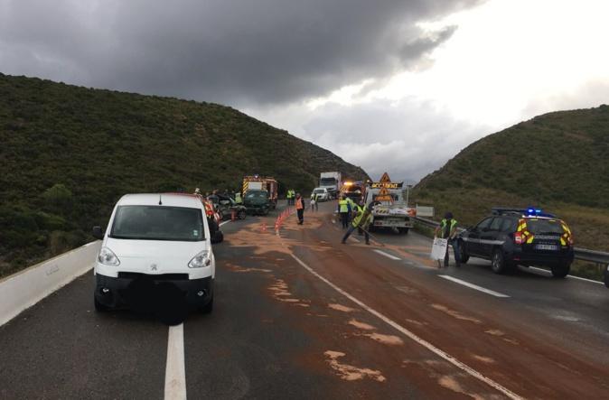 Une femme de 35 ans perd la vie dans un accident de la route à Lozari