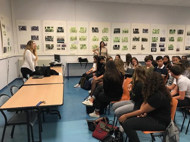 Journée du droit dans lescollèges : les dangers des réseaux sociaux expliqués aux élèves