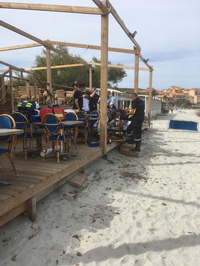 Un septuagénaire se noie à L'Ile-Rousse