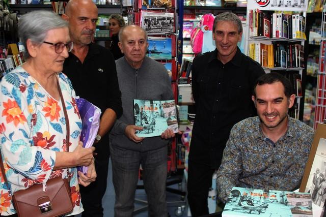 """Stefanu Pergola a dédicacé son ouvrage """" L'Isula da eri à oghje..."""""""