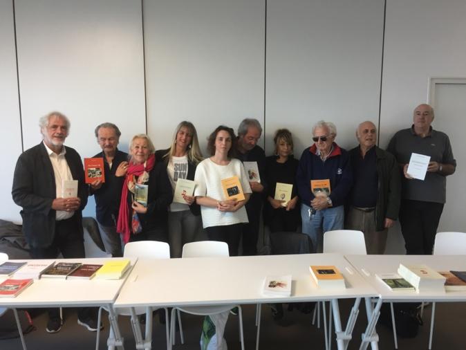 *Bastia : Les auteurs de  « Fior Di Carta » à l'Alb'Oru