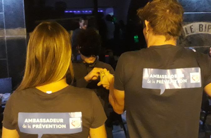 Corte : Nathalie et Thibault, les « Ambassadeurs de la prévention » du CPIE - A Rinascita