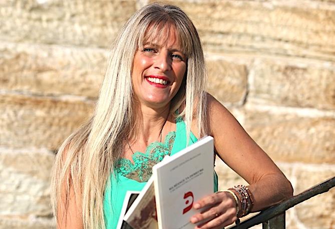 Un nouveau recueil plein d'amour et de poésie signé Carine Adolfini-Bianconi