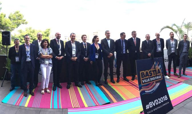 Bastia Ville Digitale : Top départ pour une plongée numérique