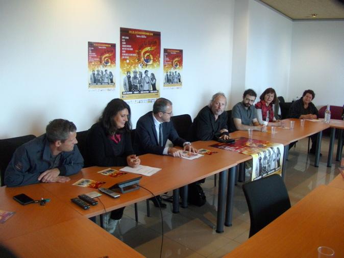 """Organisateurs et partenaires ont présenté la 31ème édition des """"Musicales de Bastia"""""""