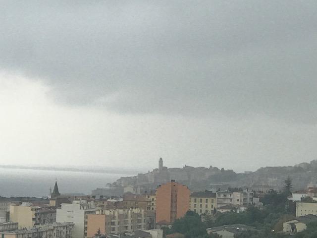 """La Haute-Corse rebascule en vigilance orange """"Orages-Pluie-Inondation"""""""