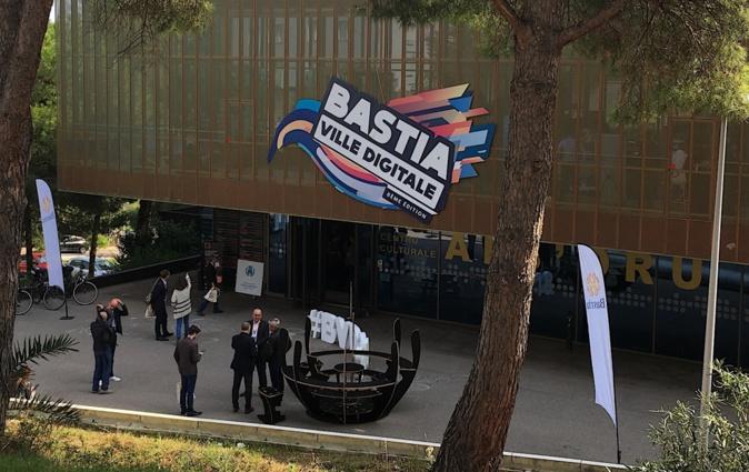 La collectivité de Corse partenaire de la 8ème édition de Bastia ville digitale