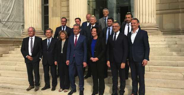 Assemblée nationale : Les députés nationalistes corses créent un groupe parlementaire Libertés et Territoires