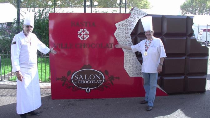 Bastia : Le rideau s'est levé sur  la 7ème édition du Salon du chocolat & des délices de Corse