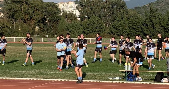 Rugby : Pari réussi pour le RC Ajaccio