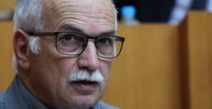 Jean Biancucci, président de l'AUE. Photo Michel Luccioni.