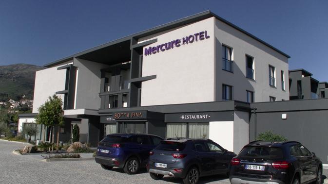 Biguglia : Un hôtel Mercure 4 étoiles !