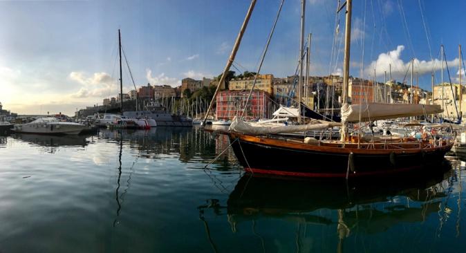 La photo du jour : Le Vieux-port de Bastia au petit matin