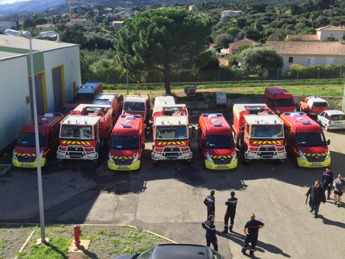 Receptionnés au SIS de la Haute-Corse à Furiani, les 7 nouveaux véhicules vont êtres dispatchés dans 5 centres : Bastia, Calvi, Ghisonaccia, Lucciana et Ponte Leccia