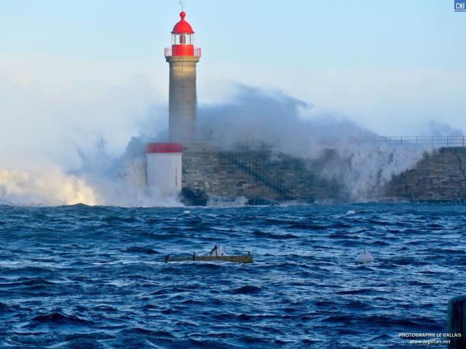 La Haute-Corse placée en vigilance jaune vagues-submersion ce mercredi