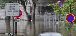 Encore des routes inondées dans le secteur de Porto-Vecchio