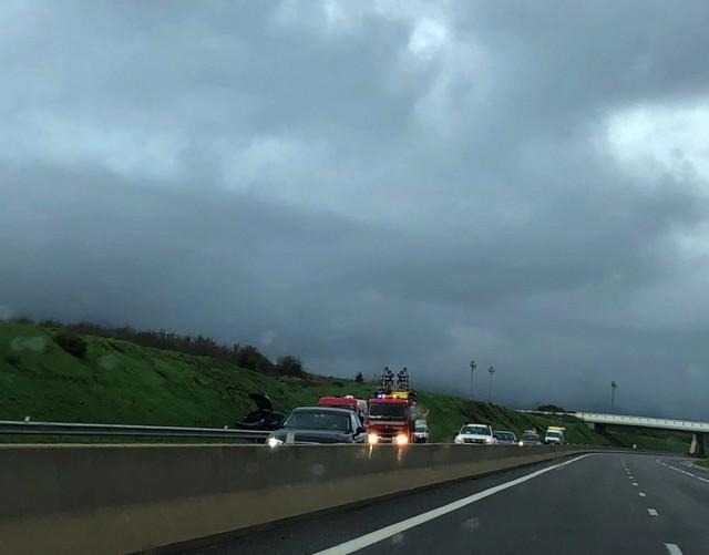 Deux accidents sur la quatre voies à Lucciana