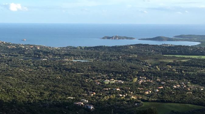 La photo du jour : La belle baie de Pinarellu