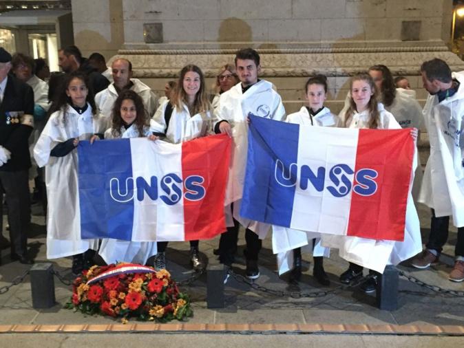 La délégation corse à Paris