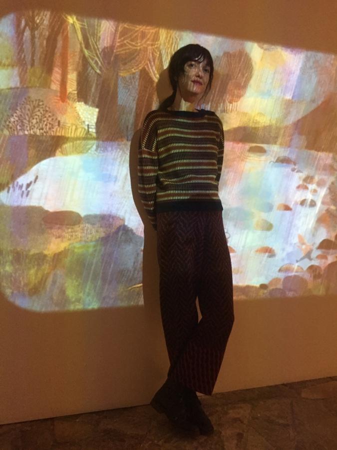 Le bel univers de Beatrice Alemagna à découvrir jusqu'au 22 décembre au Centre Culturel Una Volta où l'auteure et illustratrice dirigera aussi des ateliers pour les scolaires