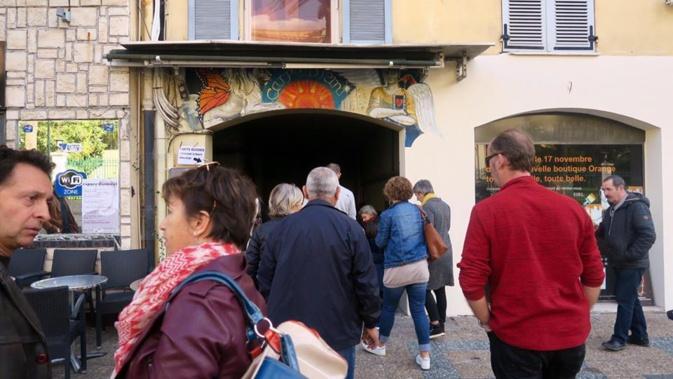 Ajaccio : Visite de l'impasse du 8/10 cours Napoléon, l'incompréhension est là