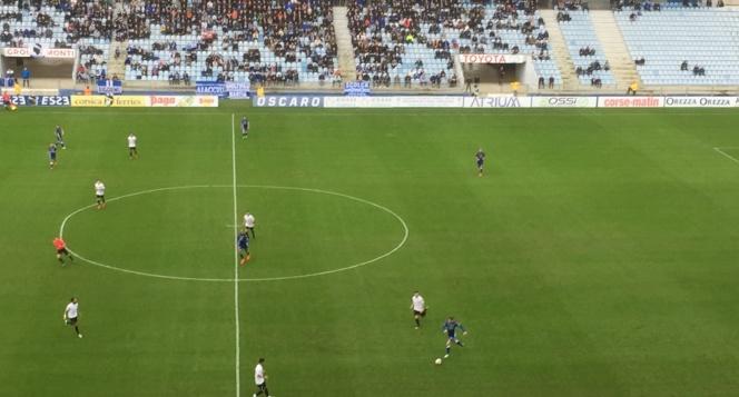 Football  N3 : Le Sporting fait la différence en  seconde période face à Villefranche (3-0)