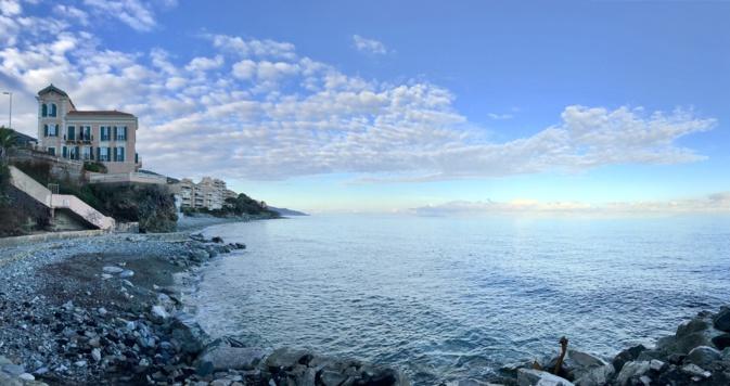 La photo du jour : Les rivages de Ville-di-Pietrabugno aux couleurs pastel