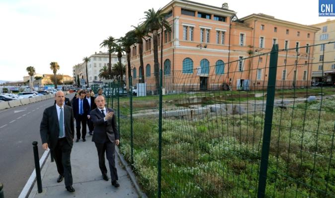 La Banque des territoires soutient la Ville d'Ajaccio et la Collectivité de Corse