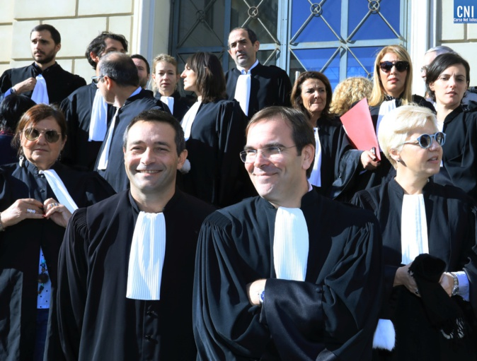 Justice : Projet de loi de programmation  -  Le barreau d'Ajaccio dénonce la misère budgétaire