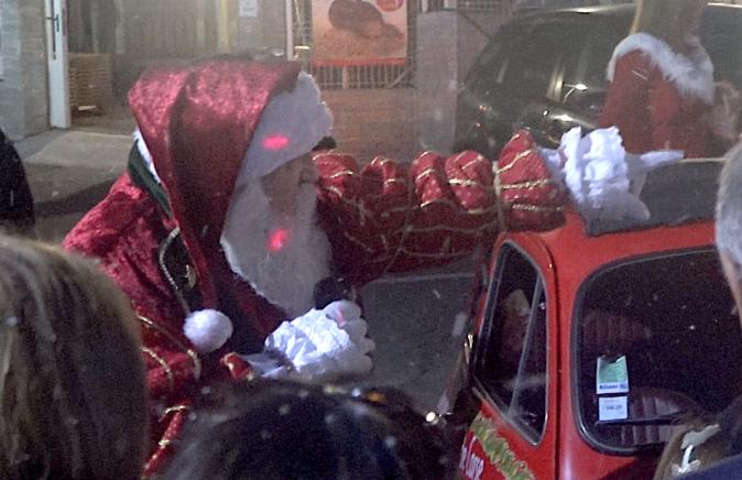 Mr Bricolage : Le Père Noël était au rendez-vous