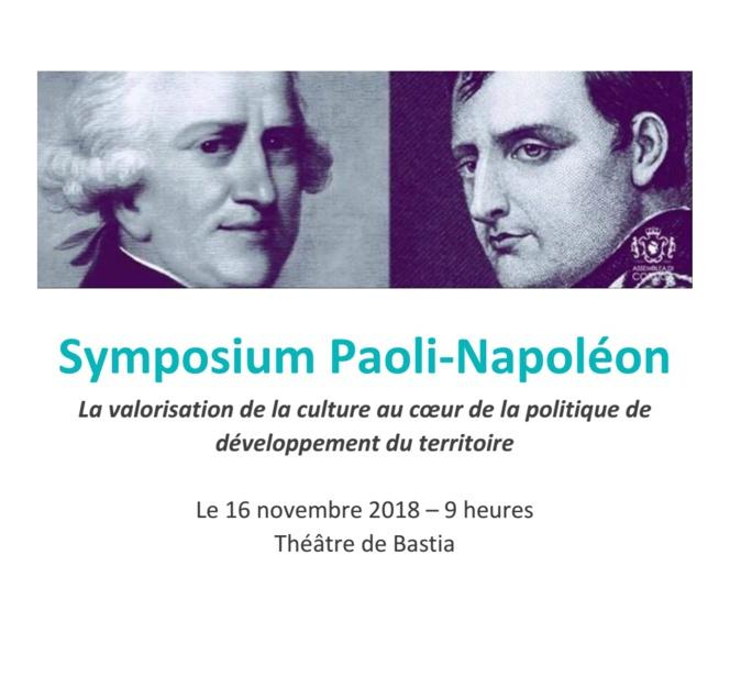 Napoléon Bonaparte et Pascal Paoli au coeur d'un symposium ce vendredi au théâtre de Bastia