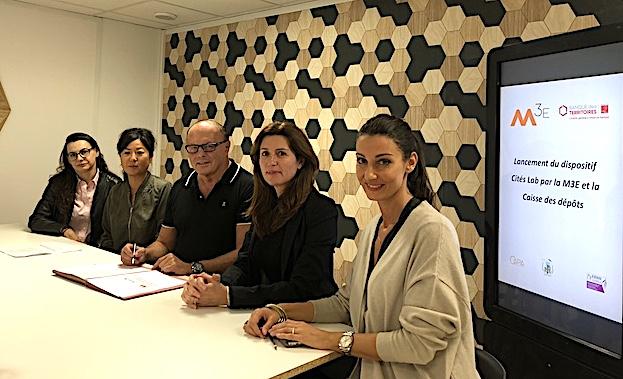 Lancement du dispositif CitésLab, une première en Corse