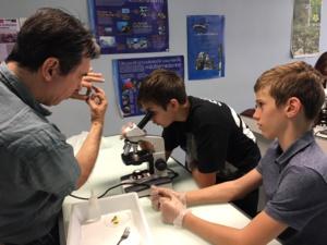 Opération « Un chercheur à l'école », à Ajaccio : donner le goût des sciences aux élèves