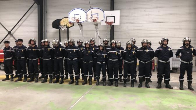 Plusieurs sapeurs-pompiers de Calvi- Balagne à l'honneur