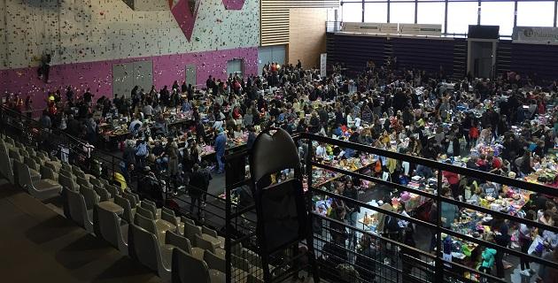 Plus de 300 exposants au marché des jeunes 2018 au Palatinu