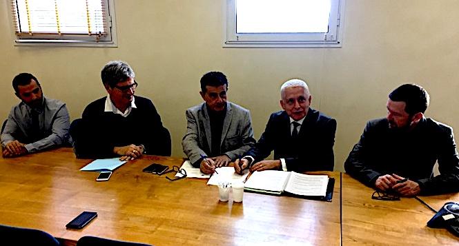 Chambre régionale de Métiers  et de l'Artisanat de Corse et CADEC : Un  partenariat pour l'aide à l'investissement