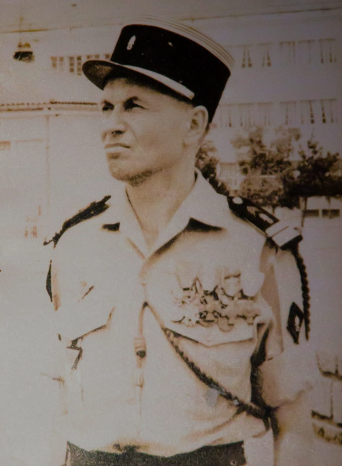 Décès du Général Brette, ancien chef de corps du 2e REP de Calvi