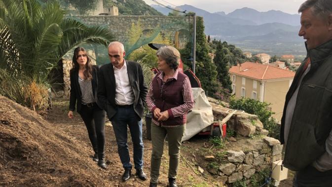 Line et Dominique Casta ont présenté leur nouvelle façon de trier les déchets de leur foyer