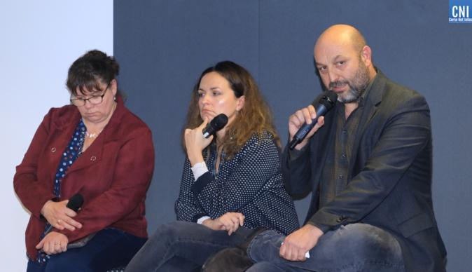 Des débats particulièrement constructifs (Photos Michel Luccioni)