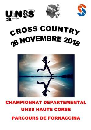 Furiani : 700 élèves au départ du Cross Départemental UNSS de la Haute-Corse