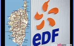 Câble électrique au sol : Circulation perturbée Bd Graziani à Bastia